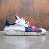 Adidas x Pharrell Williams Men Tennis HU BBC (white / scarlet / dark blue)