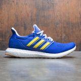 Adidas Consortium x Engineered Garments Men UltraBOOST (blue / bold blue / red / wonder glow)