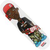 DGK x Tokidoki Lil Stevie 8.06 Skateboard Deck (white)