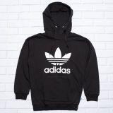 Adidas Women Trefoil Hoodie (black)