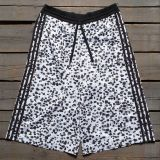 Adidas Women Inked Culotte Pants (white / black)