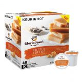 Keurig K-Cup Pack 48-Count Gloria Jeans Butter Toffee Coffee Value Pack