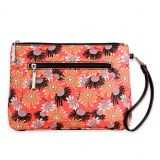 Kalencom Diaper Clutch in Daisies