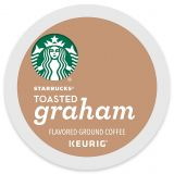 Starbucks for Keurig Keurig K-Cup Pack 16-Count Starbucks Toasted Graham Coffee