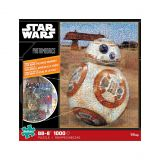 Buffalo Games Star Wars Photomosaics 100-Piece BB-8 Puzzle