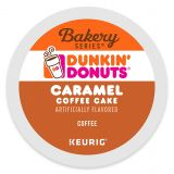 Keurig K-Cup Pack 16-Count Dunkin' Donuts Caramel Coffee Cake Coffee