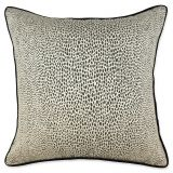 Laundry by SHELLI SEGAL Laundry By Shelli Segal Avalon Square Throw Pillow in Platinum