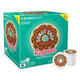 The Original Donut Shop Coffee Keurig K-Cup Pods 48-Count Value Pack