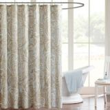 Madison Park Pure Ronan Shower Curtain