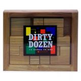 Dirty Dozen Brain Teaser Puzzle