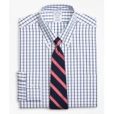 Brooksbrothers Regent Fitted Dress Shirt, Non-Iron Windowpane