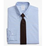 Brooksbrothers Original Polo Button-Down Oxford Regent Fitted Dress Shirt, Gingham