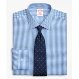 Brooksbrothers Stretch Traditional Relaxed-Fit Dress Shirt, Non-Iron Gingham