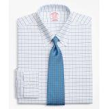 Brooksbrothers BrooksCool Madison Classic-Fit Dress Shirt, Non-Iron Windowpane