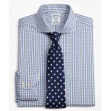 Brooksbrothers Regent Fitted Dress Shirt, Non-Iron Windowpane