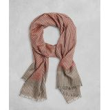 Brooksbrothers Golden Fleece Checked Cashmere Silk Scarf