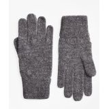 Brooksbrothers Ribbed Marled Wool Gloves