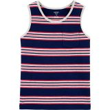 Carters Striped Jersey Tank