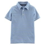 Carters Striped Jersey Polo