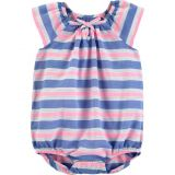 Oshkoshbgosh Striped Bodysuit
