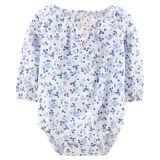 Oshkoshbgosh Floral Bodysuit