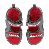 Oshkoshbgosh Carters Shark Light-Up Sandals