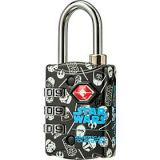 American Tourister TSA 3 Dial Comb Lock