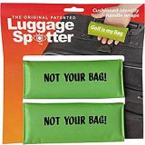 Luggage Spotters NOT YOUR BAG! Luggage Spotter