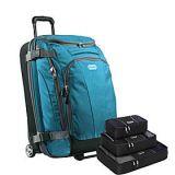 EBags Value Set: TLS Junior 25 Wheeled Duffel + Packing Cube