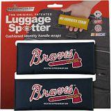Luggage Spotters MLB Atlanta Braves Luggage Spotter