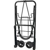 Travel Smart by Conair Flat Folding Multi-Use/Luggage Cart