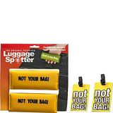 Luggage Spotters NOT YOUR BAG! Luggage Spotter and Luggage Tags - Set of 4