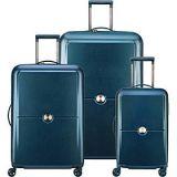 Delsey Turenne 3 Piece Hardside Spinner Luggage Set