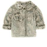 Lili Gaufrette Faux fur coat