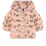 Moncler Printed down jacket - Roses
