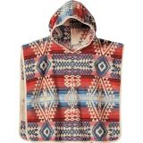 Pendleton Jaquard Hooded Towel - Kids