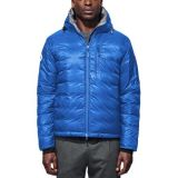 Canada Goose Polar Bears International Lodge Hooded Down Jacket - Mens