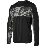Fox Racing Ranger Dri-Release Foxhead Long-Sleeve Jersey - Mens