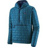 Patagonia Nano Puff Bivy Insulated Pullover - Mens