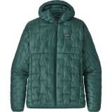 Patagonia Micro Puff Hooded Insulated Jacket - Mens