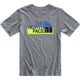 The North Face Tri-Blend Short-Sleeve T-Shirt - Boys
