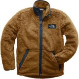 The North Face Campshire Full-Zip Fleece Jacket - Boys