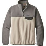 Patagonia Synchilla Lightweight Snap-T Fleece Pullover - Womens