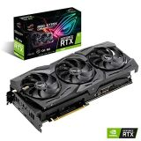 ASUS GeForce RTX 2080 O8G ROG STRIX OC Edition GDDR6 HDMI DP 1.4 Type-C graphics card (ROG-STRIX-RTX2080-O8G-GAMING)
