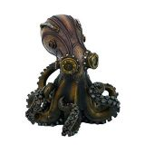 Pacific Giftware Steampunk Octopus Collectible Figurine