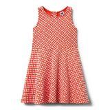 Janie and Jack Geo Jacquard Dress