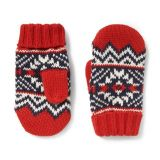Janie and Jack Fair Isle Mitten
