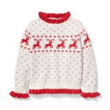 Janie and Jack Fair Isle Sweater