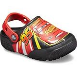 Kids Crocs Fun Lab Lightning McQueen Lights Clog