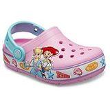 Girls Crocs Fun Lab Lights Disney and Pixar Toy Story Clog